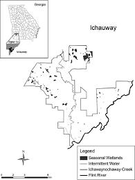 Joseph w jones ecological research center at ichauway baker county