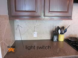 counter lighting http. The Finale To Under Cabinet Lighting Debacle Throughout Awesome Along With Gorgeous Switches For Intended Your Own Home Counter Http