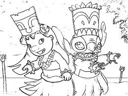 Small Picture 72 best Disney Lilo and Stitch Coloring Pages Disney images on