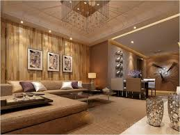 image of led recessed lighting room