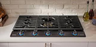 black stainless gas cooktop. Unique Black Modern Design In Black Stainless Gas Cooktop G