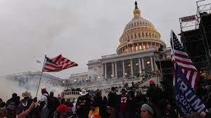 เมื่อนครหลวงลุกเป็นไฟ' เกิดอะไรขึ้นกับการเมืองสหรัฐอเมริกา?