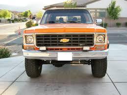 Classic Cars - 1975 Chevrolet Blazer 4x4