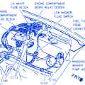 infinity q engine electrical circuit wiring diagram cadillac deville concours 1995 engine compartment electrical circuit wiring diagram