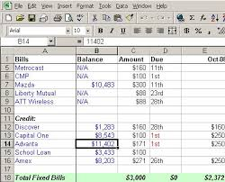 How To Make An Excel Spreadsheet For Budget How To Make An Excel Spreadsheet For Budget 2018 Spreadsheet