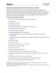 Merry I 485 Cover Letter 6 Cv Resume Ideas