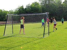Backyard Soccer Nets  Outdoor GoodsSoccer Goals Backyard