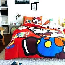 super mario bedding super full