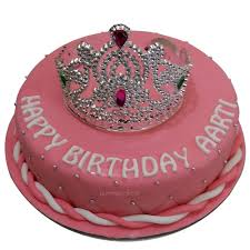 Princess Crown Cake Online Beautiful Cake Design Yummycake