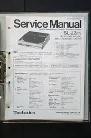 technics sa receiver original service manual service manual technics sl j2 original turntable turntable service manual wiring diagram