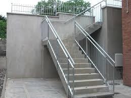 steel stair railing. Railing-for-steps Disability Ramp Railings Entrance Metal Steel Stair Railing U
