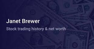 Janet Brewer Net Worth (2020)   wallmine