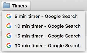 Use Googles Built In Timer To Keep Lessons On Track Gafetip Dean