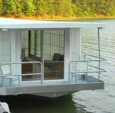 a modern luxury houseboat for 250k