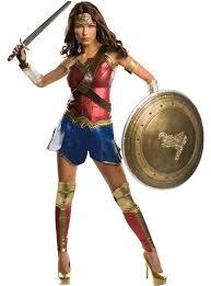 Wonder Woman Kostüme für Kinder & Erwachsene | Funidelia