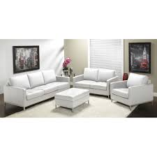 Living Room Collection Furniture Lind Furniture 244 Series Top Grain Leather Living Room Collection