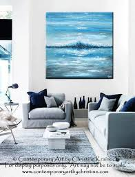 paintings for living room wallSIZE MATTERS 5 Tips for Choosing Art That is the Right Size For