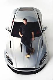 This is Tom Brady Lying on the Hood of an Aston Martin | GQ