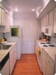 For Remodeling A Kitchen Galley Kitchen Remodel To Improve Galley Kitchen Look Home