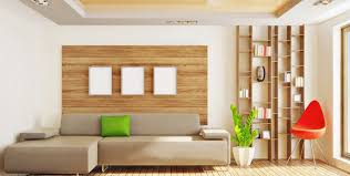 living room wood wall covering ideas home decorating ideas beige fabric cushions blue flower frame wall