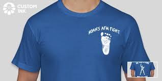 Noah Holt's AFM Fight Research Fundraiser Custom Ink Fundraising