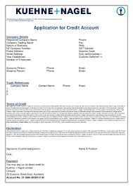 New Customer Account Form New Customer Account Form Cooltainers