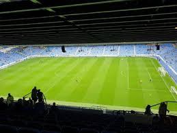 Ibrox Stadium Section Cd2 Home Of Rangers Fc