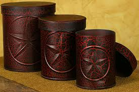 beautiful modest rustic kitchen canister set ceramic rustic canisters sets design ideas and decor