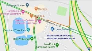 South 93 5 Gbi Called To Emerson For Officer Involved Shooting