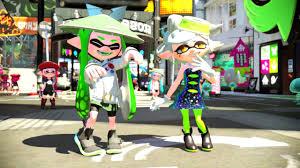 Splatoon 2 - Callie & Marie (Amiibo ...