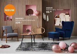 Ekenaset Fauteuil En Knasjo Staande Lamp Aanbieding Bij Ikea