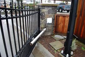 garages gate repair driveway gate opener orange county