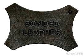 bonded leather a swatch of furniture definition