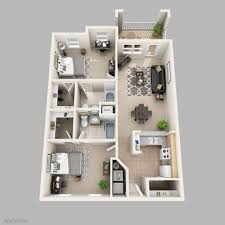 TwoBedroom Apartments  The Glen  The Buffalo Areau0027s Premier Apartments Floor Plans 2 Bedrooms