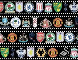 Premier League Teams 2011/12 Stock Photo, Picture And Royalty Free Image.  Image 11653187.