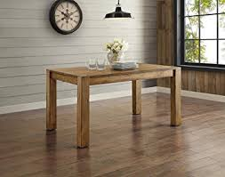 better homes and gardens dining table. Better Homes And Gardens Bryant Dining Table, Rustic Brown Table E