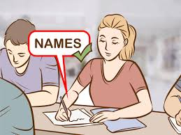 how to write a dbq essay pictures wikihow