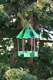 stained glass garden g45096 green stained glass bird feeder make stained glass garden stakes