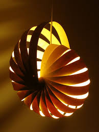 Decorations:Nature Shelll Shape Hanging Lamp Shade Creative Lamp Shades  That Will Light Up Your