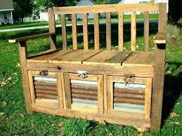 diy outdoor storage cabinet storage bench seat outdoor bench storage large size of storage bench plans diy outdoor storage