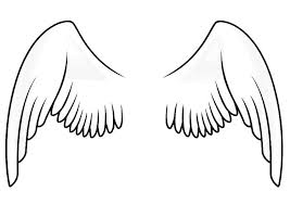 Kleurplaat Vleugels Afb 20666 Images