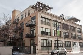 South Loop Loft For Rent Timber Loft Exposed Brick Super Unique - Loft apartment brick