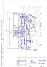 Курсовые и дипломные работы автомобили расчет устройство  Курсовой проект Проектирование трелевочного трактора на базе трактора ТДТ 55