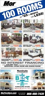 100 Rooms at $25 a Month or Less Mor Furniture San Diego CA