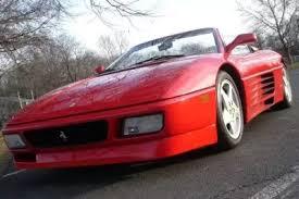 Preço atualizado da tabela fipe. 1993 1995 Ferrari 348 Spider Top Speed