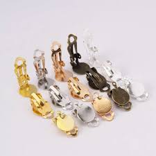 Earring Frog <b>Clip</b> With Hanging/<b>Ear Clip</b> Jewelry.    Malaysia Shop ...