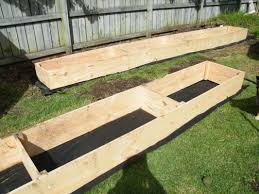 Small Picture Lining A Raised Garden Bed Gardening Ideas