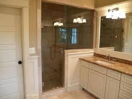amazing shower doors half wall glass door bathroom sconce height amazing shower doors half wall glass door bathroom sconce height