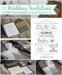 diy wedding invitation template. diy-wedding-invitations-with-free-invitation-template-via- diy wedding invitation template e