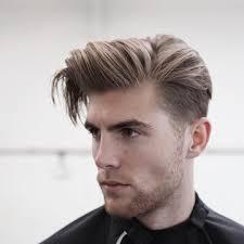 Kapsels Mannen Hoge Haarlijn